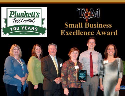 TCM Success Story: Plunkett's Pest Control, Inc