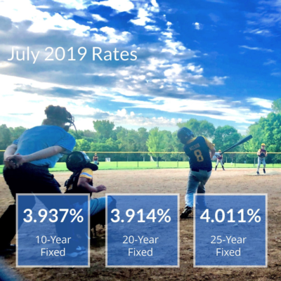 July Rate
